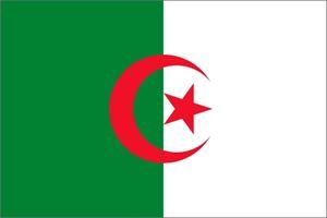 Vlajka Alžírska