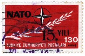 15 let NATO. Turecko 1964