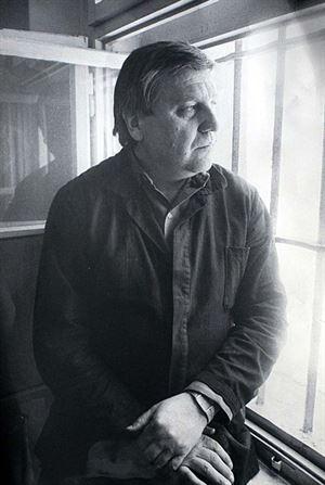 Miroslav Štěpán ve výkonu trestu. Foto Štěpán Luťanský