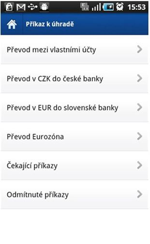 Smartbanking Fio