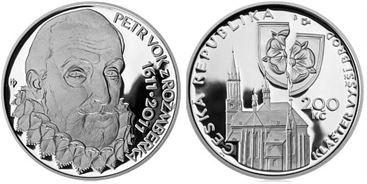 Petr Vok, 400. výročí úmrtí