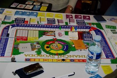 Desková hra Finanční svoboda