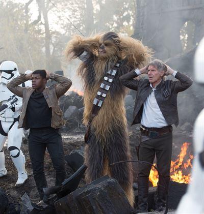 Star Wars. Síla se probouzí. © Lucasfilm