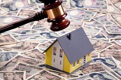 Aukce domu