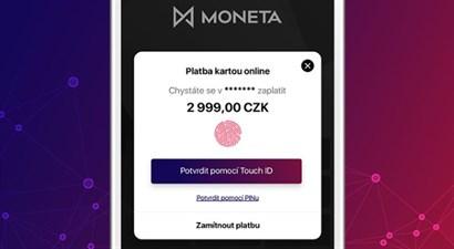 Novinky z Monety: Nejlepší kurzy, konec přepisování SMS a okamžité platby