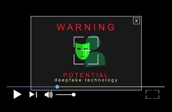 Ohromují, manipulují, ale konspirátorům nevoní. Deepfake videa mají problém