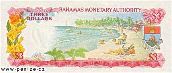 Bahamský dolar