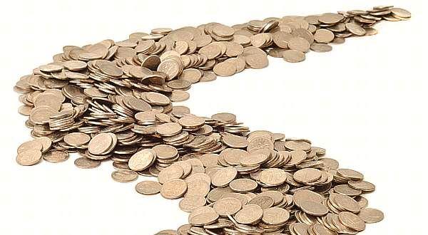 Cesta peněz: kolik jich k vám nikdy nedojde