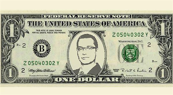 Taky bych si chtěl tisknout dolary