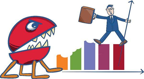Slabá měna – další intervence? Národní banku čeká dlouhý boj s deflací