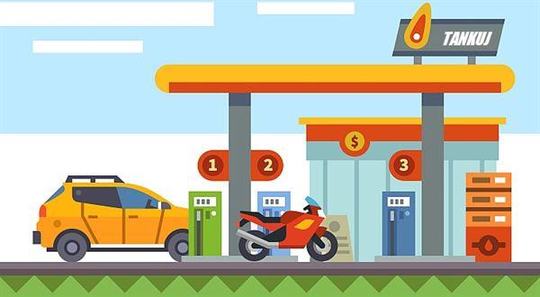 Kolik benzinu si koupíme z průměrné mzdy? Porovnání zemí