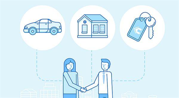 Sdílená ekonomika po Česku: Sousedská výpomoc, půjčování i spolujízda věcí
