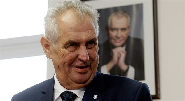 Prezidentský dotazník: Miloš Zeman