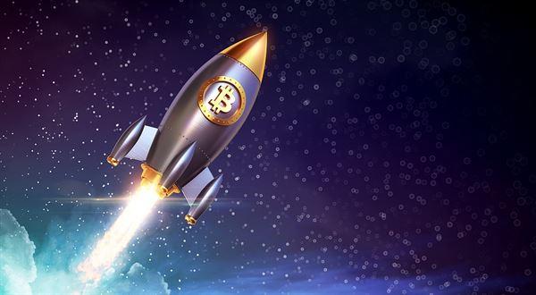 Cena bitcoinu vystřelila nahoru. Může za to jenom aprílový žert?