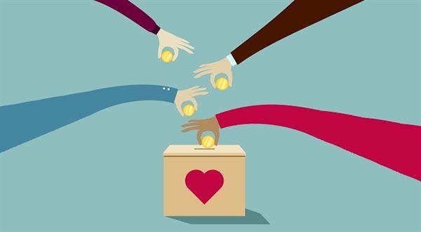 Pořádáme charitu. Jak na pokladničky, bazar nebo prodej vstupenek?