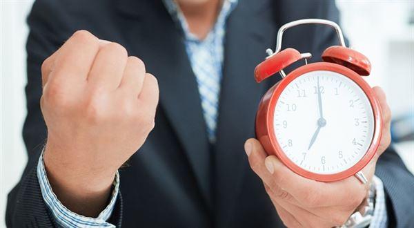 Párkrát přijít pozdě a výpověď je na světě