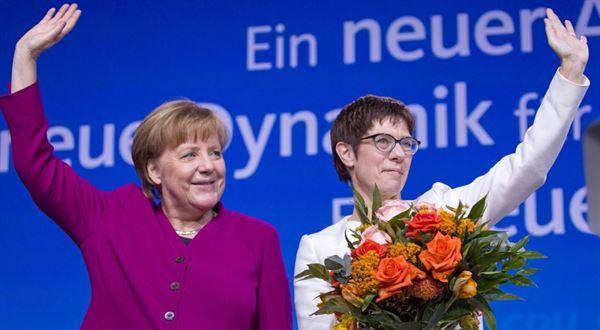 Konzervativci prohráli bitvu o Německo