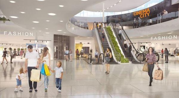 Nová nákupní centra. Podívejte se, co kde vyroste
