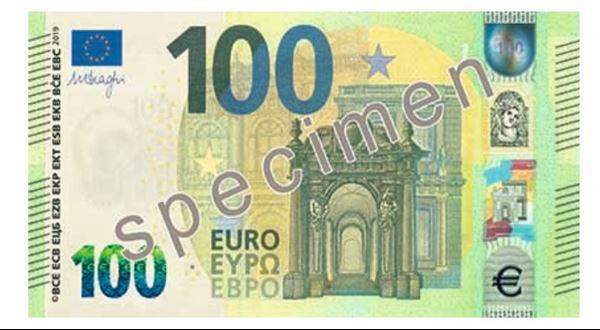 Přichází princezna Europa. Nové už jsou i nejvyšší eurové bankovky