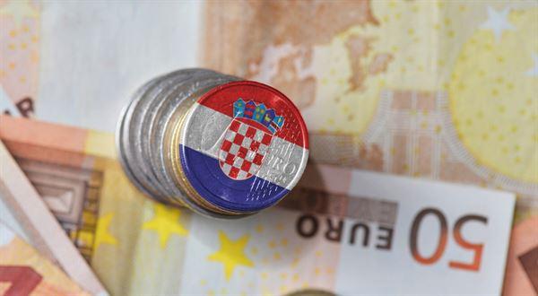 Místo kuny euro. Chorvatsko se hlásí do eurozóny