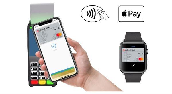Apple Pay už nabízí i UniCredit, mobilem zaplatíte s Mastercard