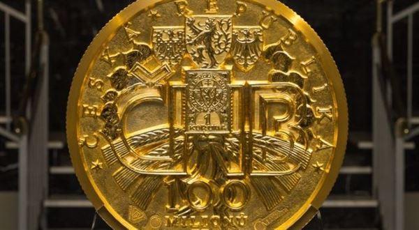 ČNB zve na Den otevřených dveří, ukáže i obří zlatou minci