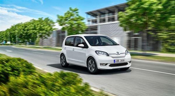 První elektromobil Škoda odtajnil cenu, bude nejlevnější na trhu