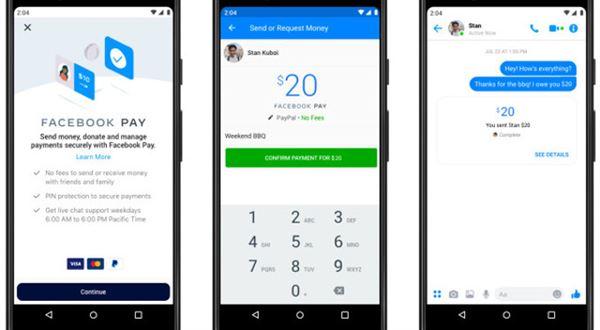 Facebook spustil vlastní platební službu, v Česku zatím není