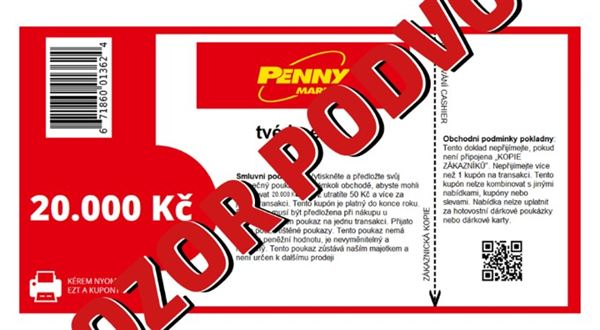 Penny a Lidl varují před novou vlnou podvodů