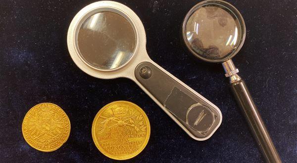 V Praze vydražili historické mince za víc než 150 milionů korun