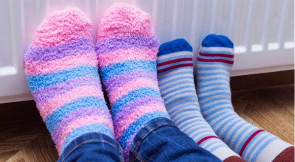 Udržte teplo doma. Jak ušetřit pár stovek do rodinného rozpočtu