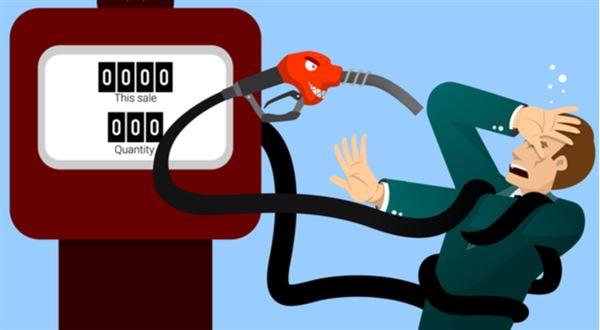 Tady prodávali špatný benzin a naftu. Nový přehled pokut od ČOI