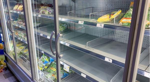 Obchody mají dost zásob, prázdné nezůstanou, ujišťují
