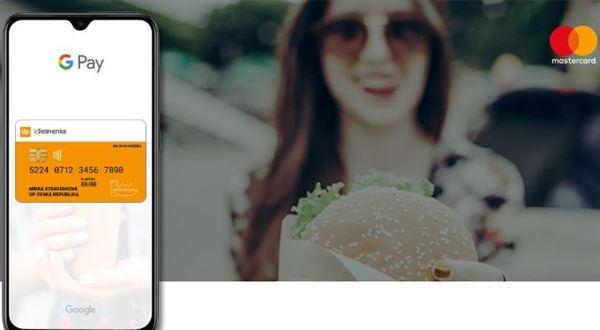 Do Google Pay si můžete nahrát další stravenkovou kartu