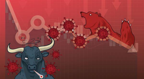 Trhy po černém pondělí: Nahoru, dolů a zase zpátky