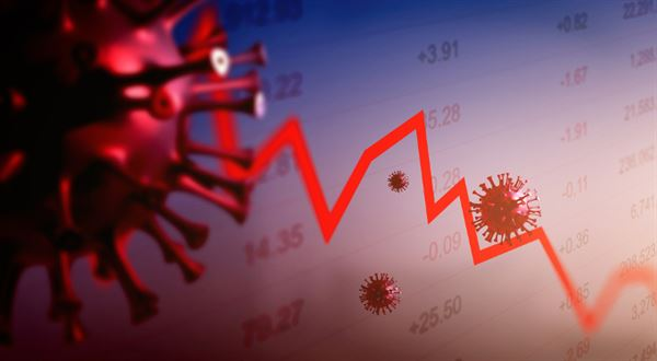 Krize zasáhla ekonomiku rychle, spočítali statistici