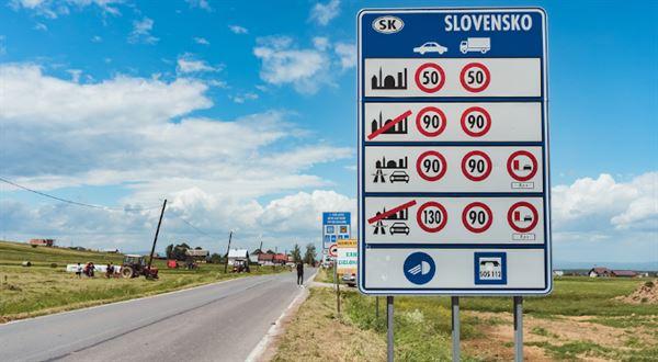 Slovensko a Maďarsko se otevřou, když se vrátíte do 48 hodin