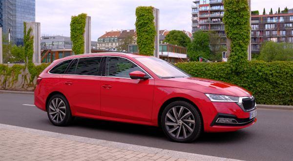 Nová Octavia: Jako Audi bez příplatku za značku, ukázal test