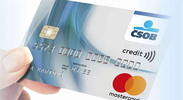 ČSOB láká na 1000 Kč ke kreditce a 2 % z nákupu zpátky