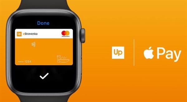 Do Apple Pay si můžete nahrát i eStravenku