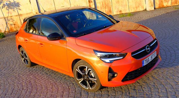 Německé auto z francouzské techniky? Testovali jsme Opel Corsa Turbo