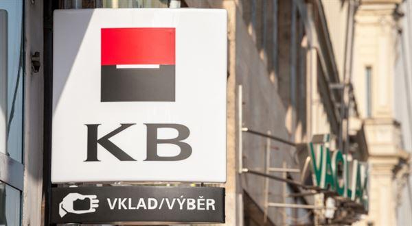 KB má od minulého týdne problémy s přímým bankovnictvím