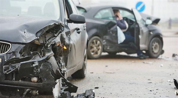 Tady je nejvíc nehod. Nová mapa nebezpečných silnic