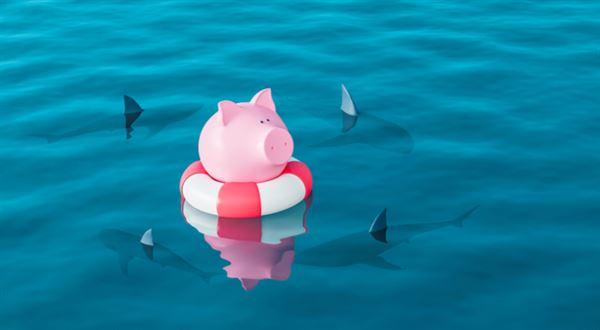 Nová cesta z dluhové pasti? Takhle má fungovat chráněný účet