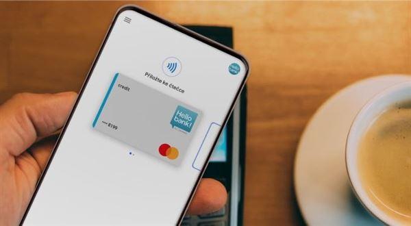 Hello bank dohání konkurenci s Google Pay