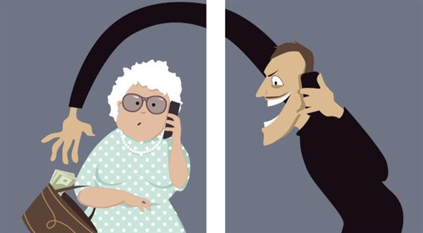 Pozor, volá banka. Vylepšený podvod ukáže správné číslo