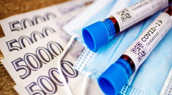 Covid připravil českou domácnost v průměru o 17 tisíc