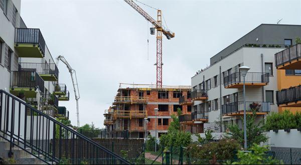 Ceny bydlení rekordně rostou, ukazují nová data