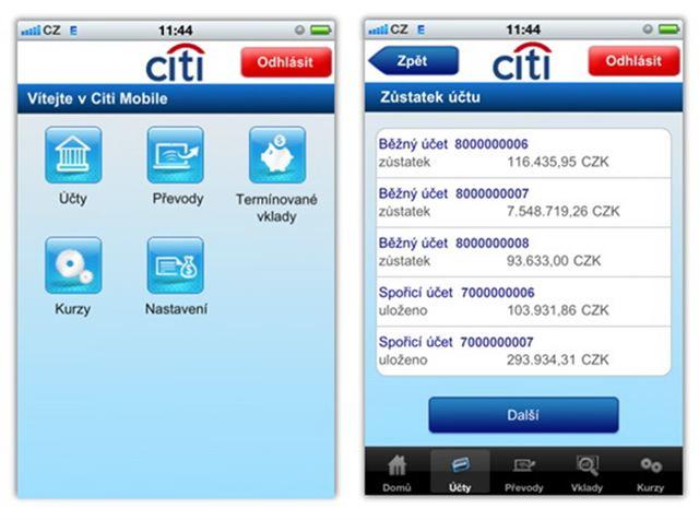 Smartbanking Citibank
