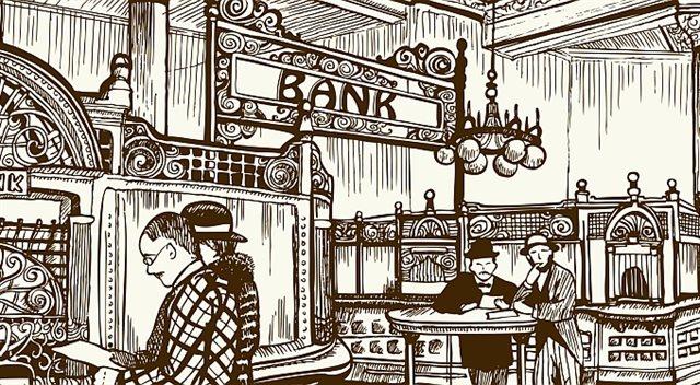 Malá a velká banka: moderní a zatuchlé